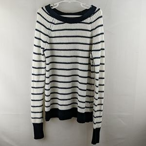 Pink Republic Navy & White Sweater (Girls)